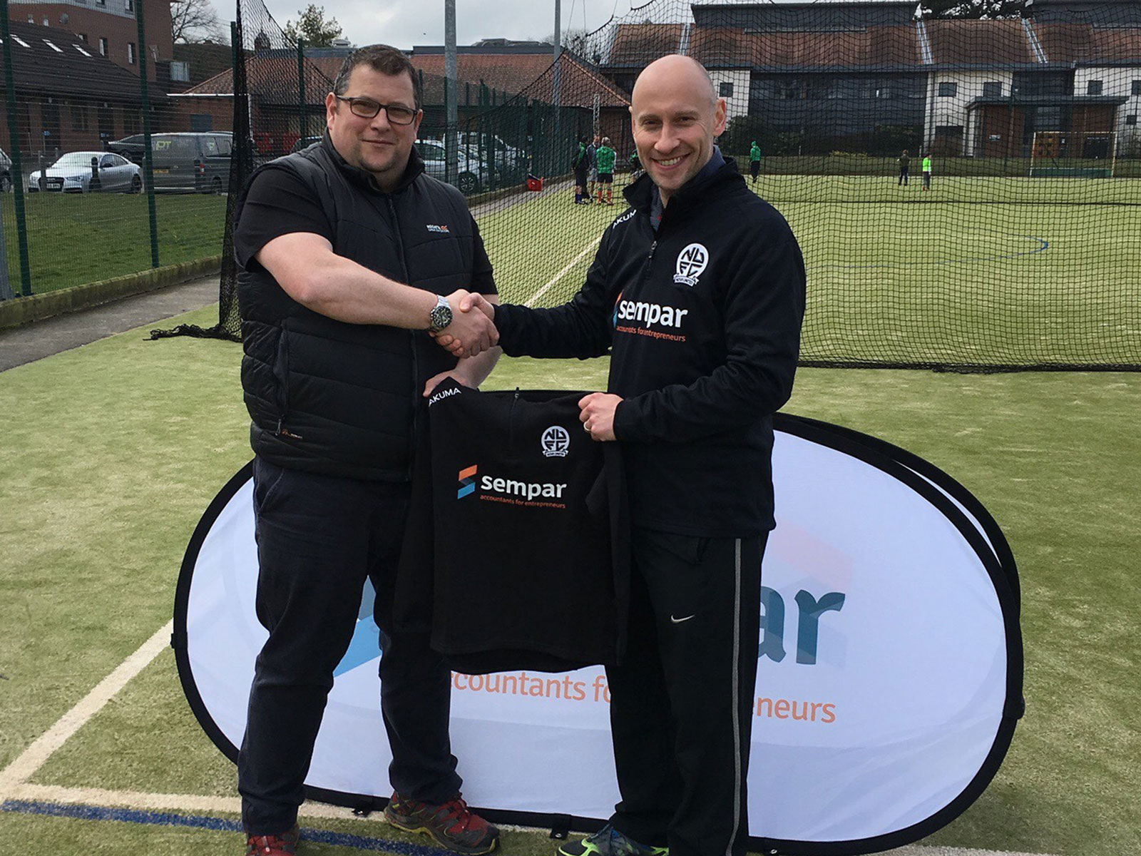 Sempar Continues to support Grass Roots Sport