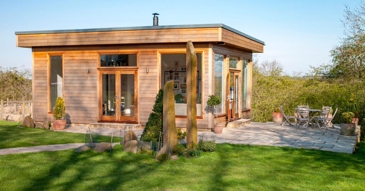Looking to purchase a garden office?